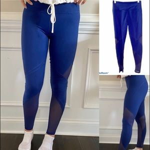 Victoria Sport Mesh Cutout Detail Leggings